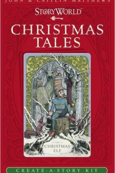 Christmas Tales Storyworld by John Matthews, illustrated