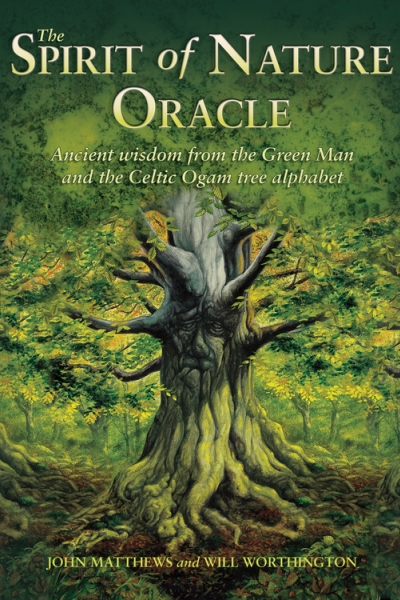 The Spirit of Nature Oracle by John Matthews, art Will Worthington