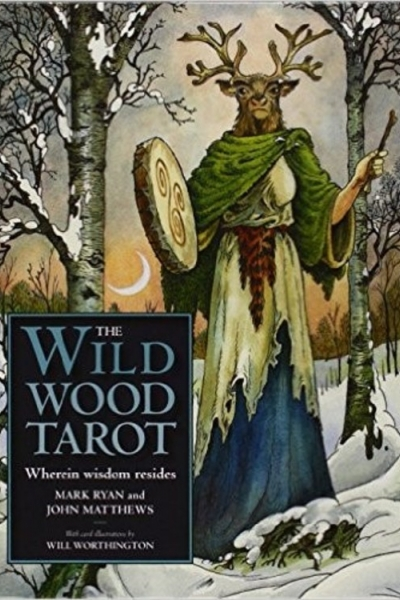 The Wildwood Tarot by Mark Ryan and John Matthews, art Will Worthington